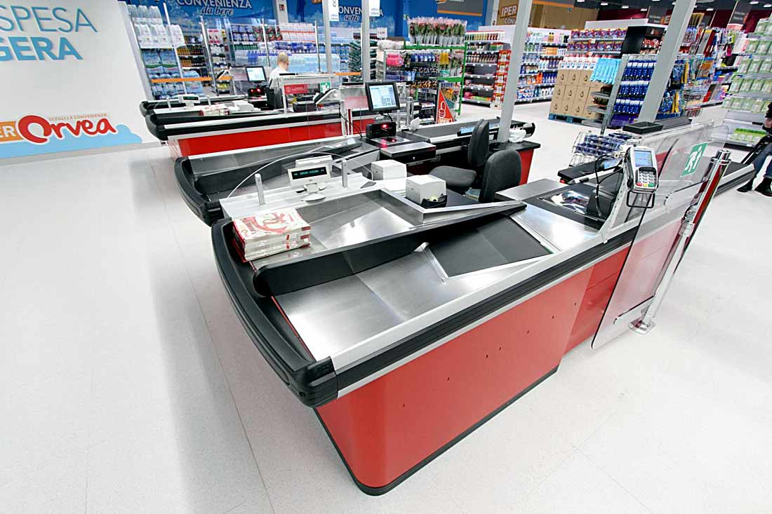 Grandes surfaces alimentaires